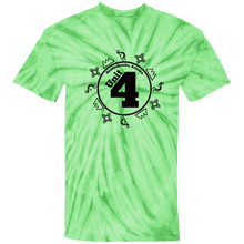 Load image into Gallery viewer, Unit 4 100% Cotton Tie Dye T-Shirt - SaddleBrookeUSA
