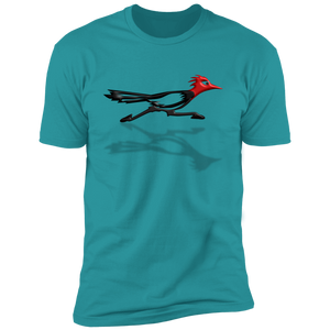 Roadrunner Short Sleeve Cotton T-Shirt - SaddleBrookeUSA