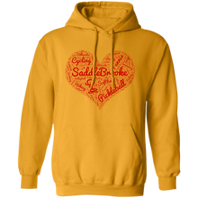 Load image into Gallery viewer, Love SaddleBrooke Sports Pullover Hoodie 8 oz. - SaddleBrookeUSA