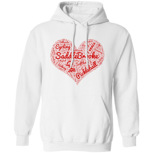 Love SaddleBrooke Sports Pullover Hoodie 8 oz. - SaddleBrookeUSA