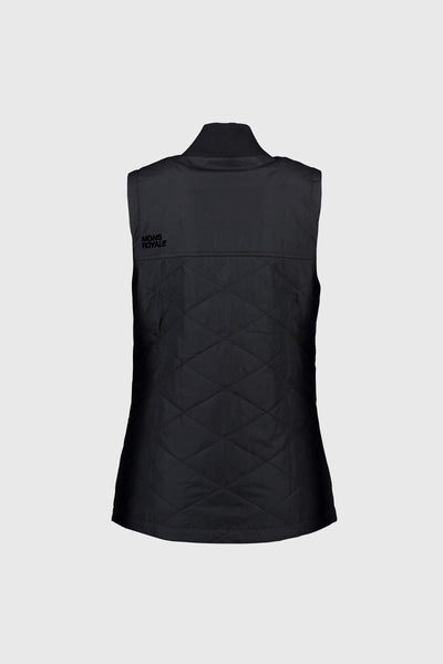 The Keeper Insulated Vest - Black