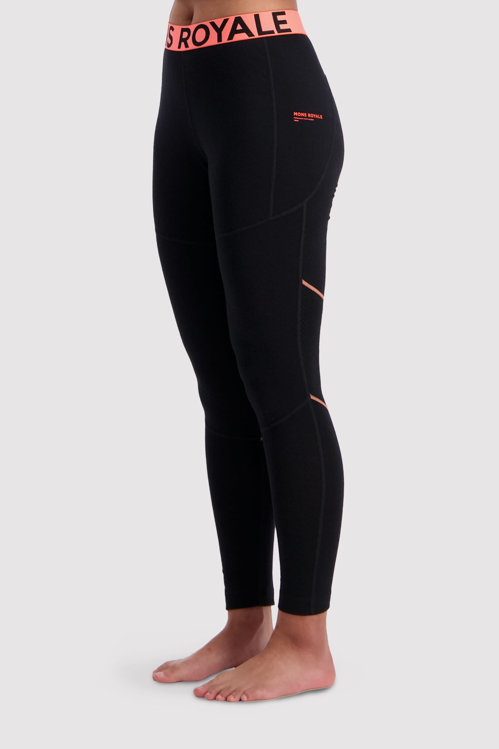 Olympus 3.0 Legging - Black