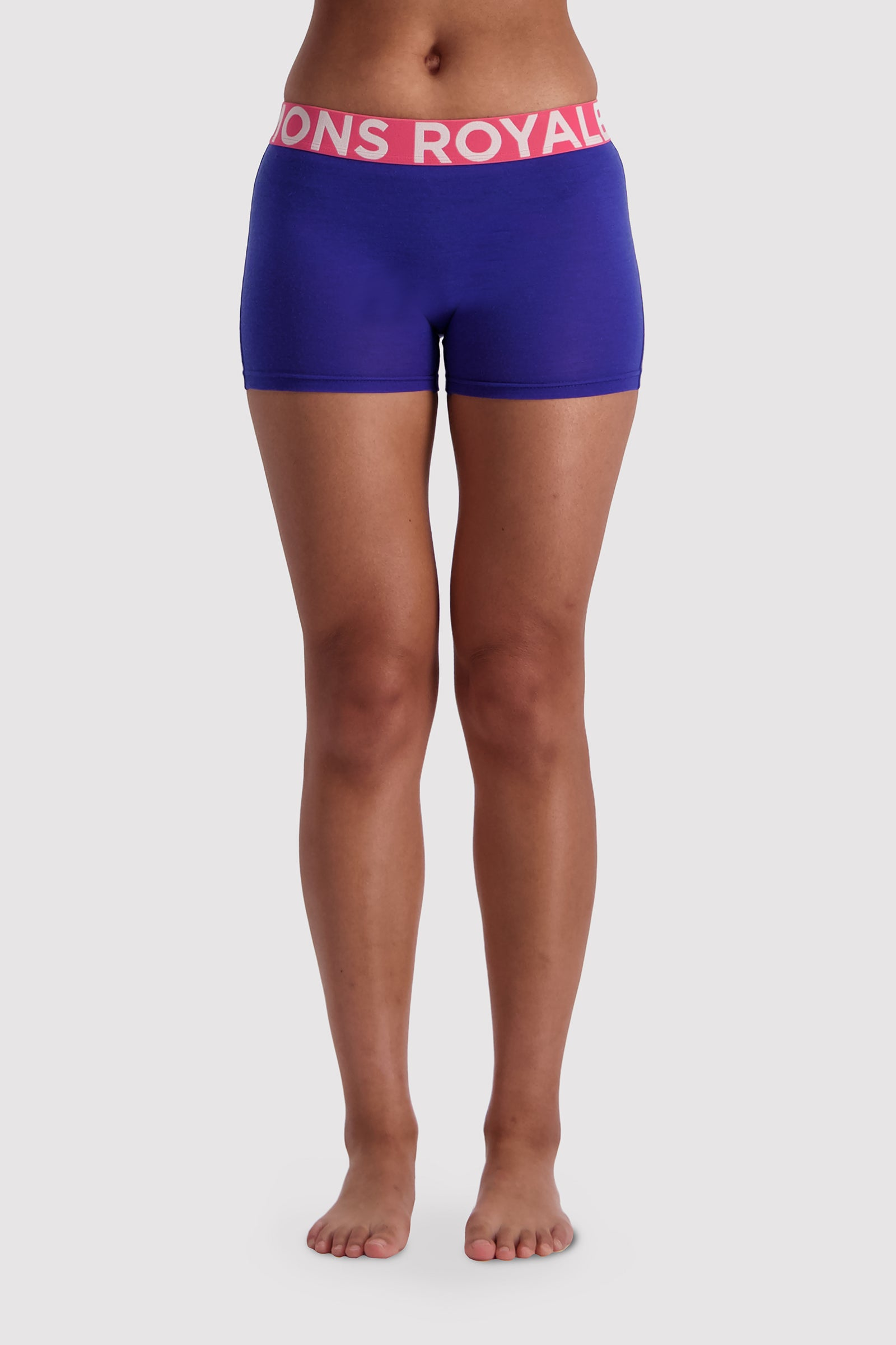 Hannah Hot Pant - Ultra Blue