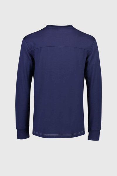 Yotei Tech LS - Navy / Grey Marl