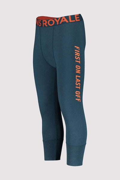Shaun-off 3/4 Legging - Atlantic