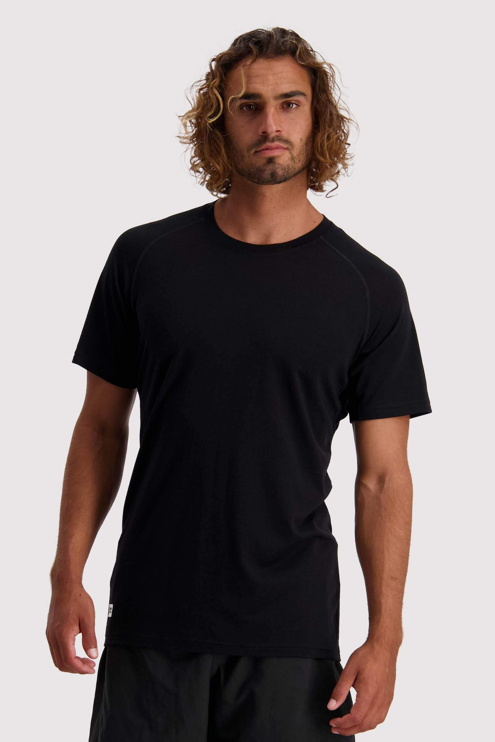 Temple Tech T - Black