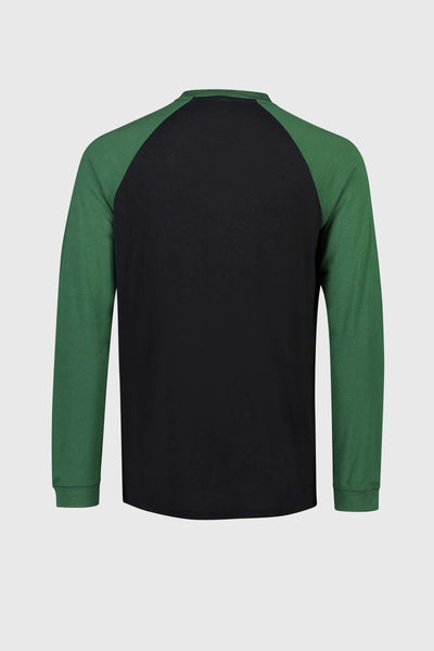 ICON Raglan LS - Pine / Black