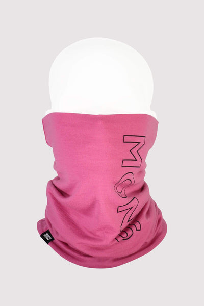 Double Up Neckwarmer - Pink