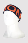 Arcadia Headband - Navy / Orange Smash
