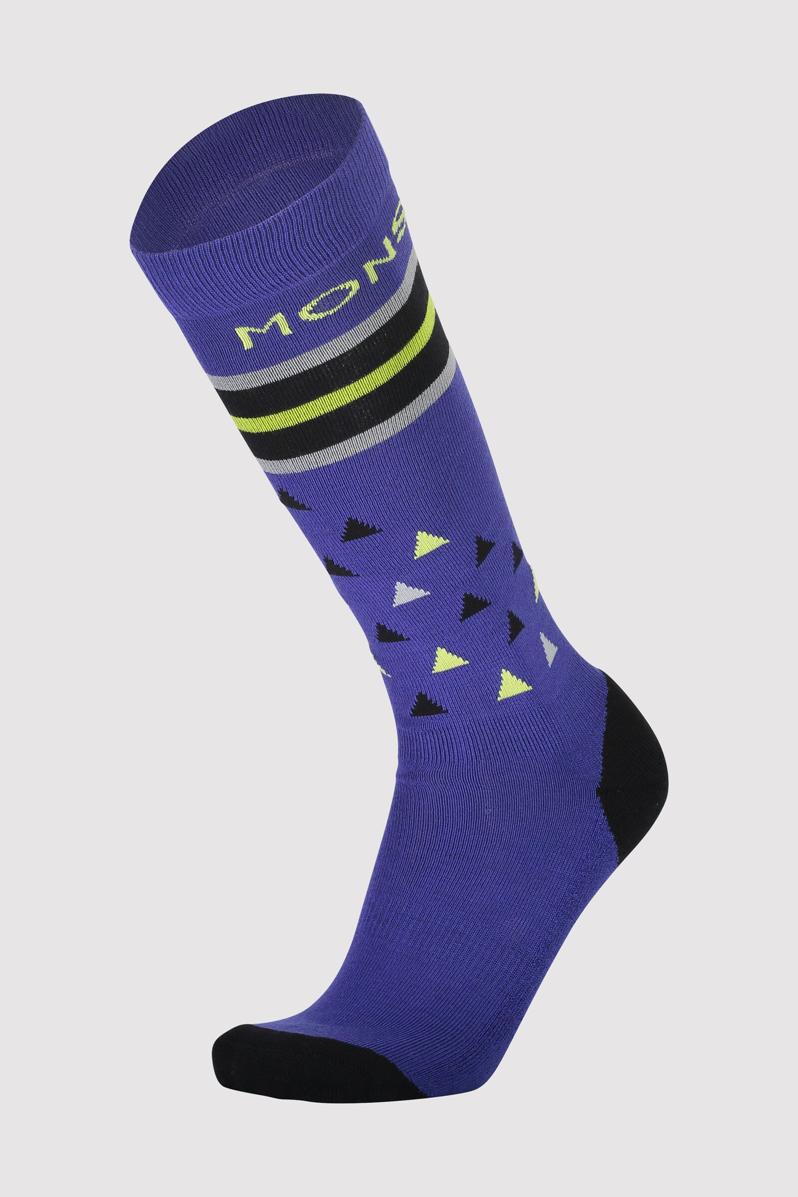 Lift Access Sock - Ultra Blue / Black