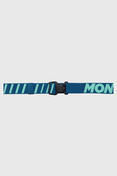 Birving Belt - Oily Blue / Peppermint