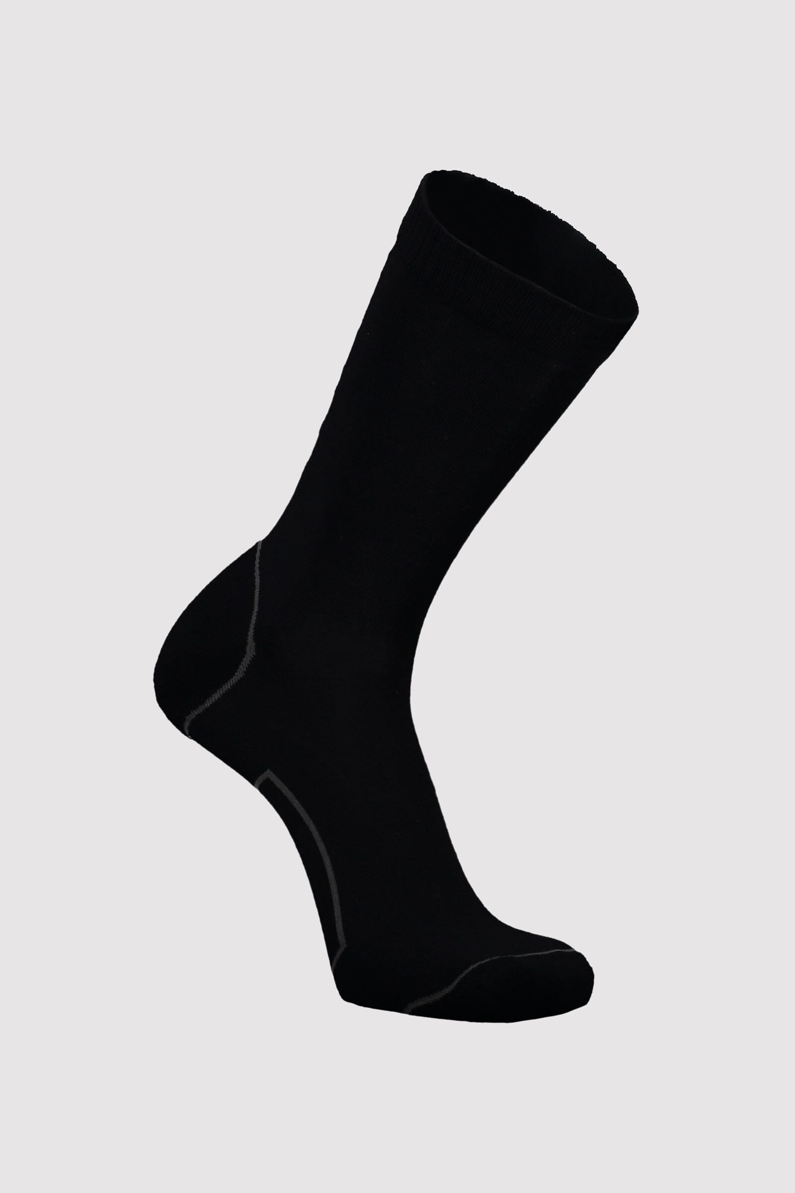 Tech Bike Sock 2.0 Mens - Black