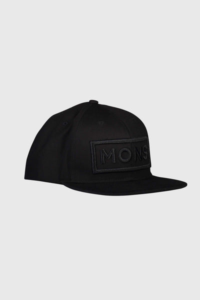 Connor Cap - Black