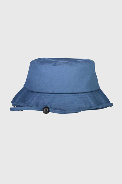 Beattie Bucket Hat - Denim