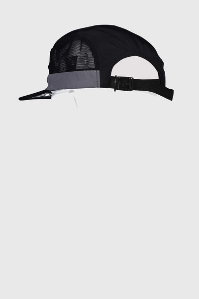 Redwood Mesh Panel Cap - Black / Grey