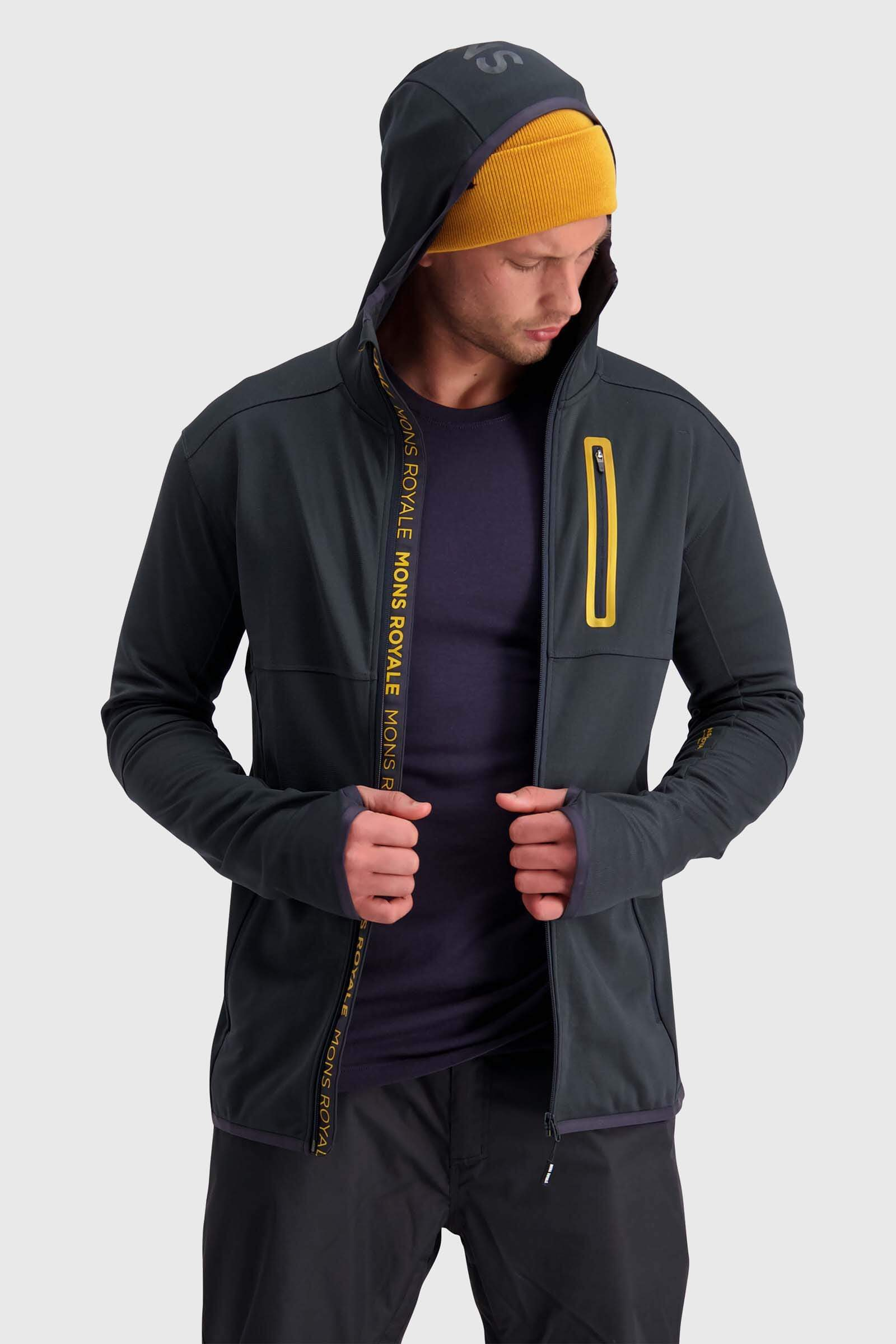 Approach Tech Mid Hoody - 9 Iron