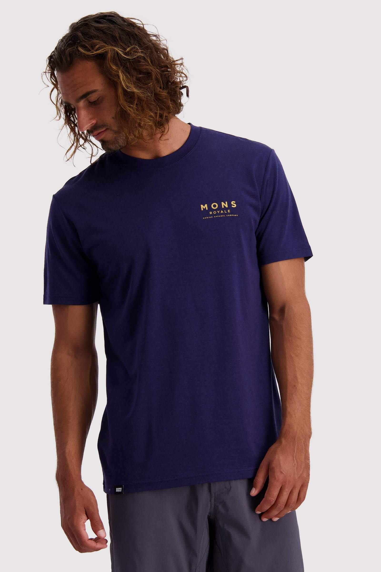 Icon T-Shirt - Navy