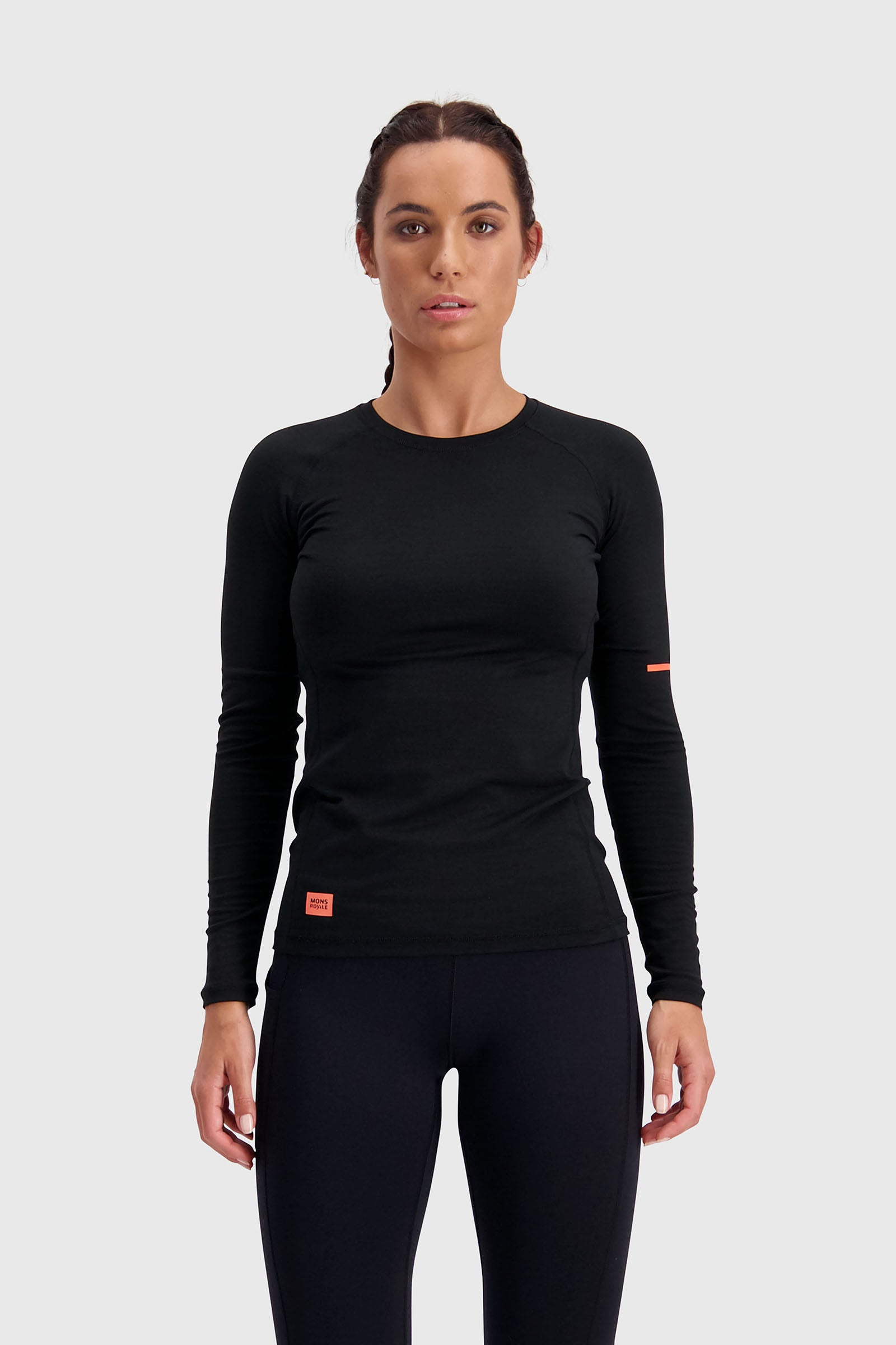Womens Base Layer Long Sleeve Top