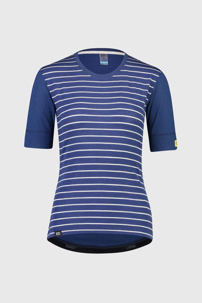 Cadence Tee - Ink Stripe