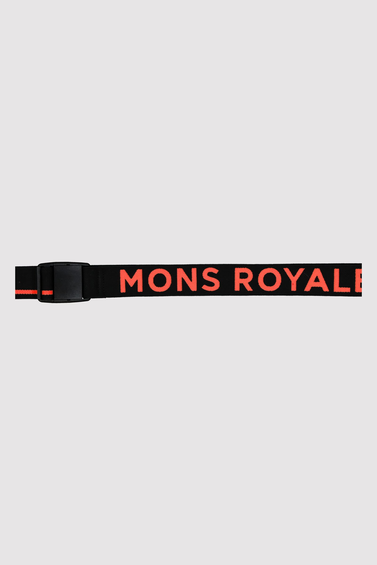 Mons Belt - Black / Neon