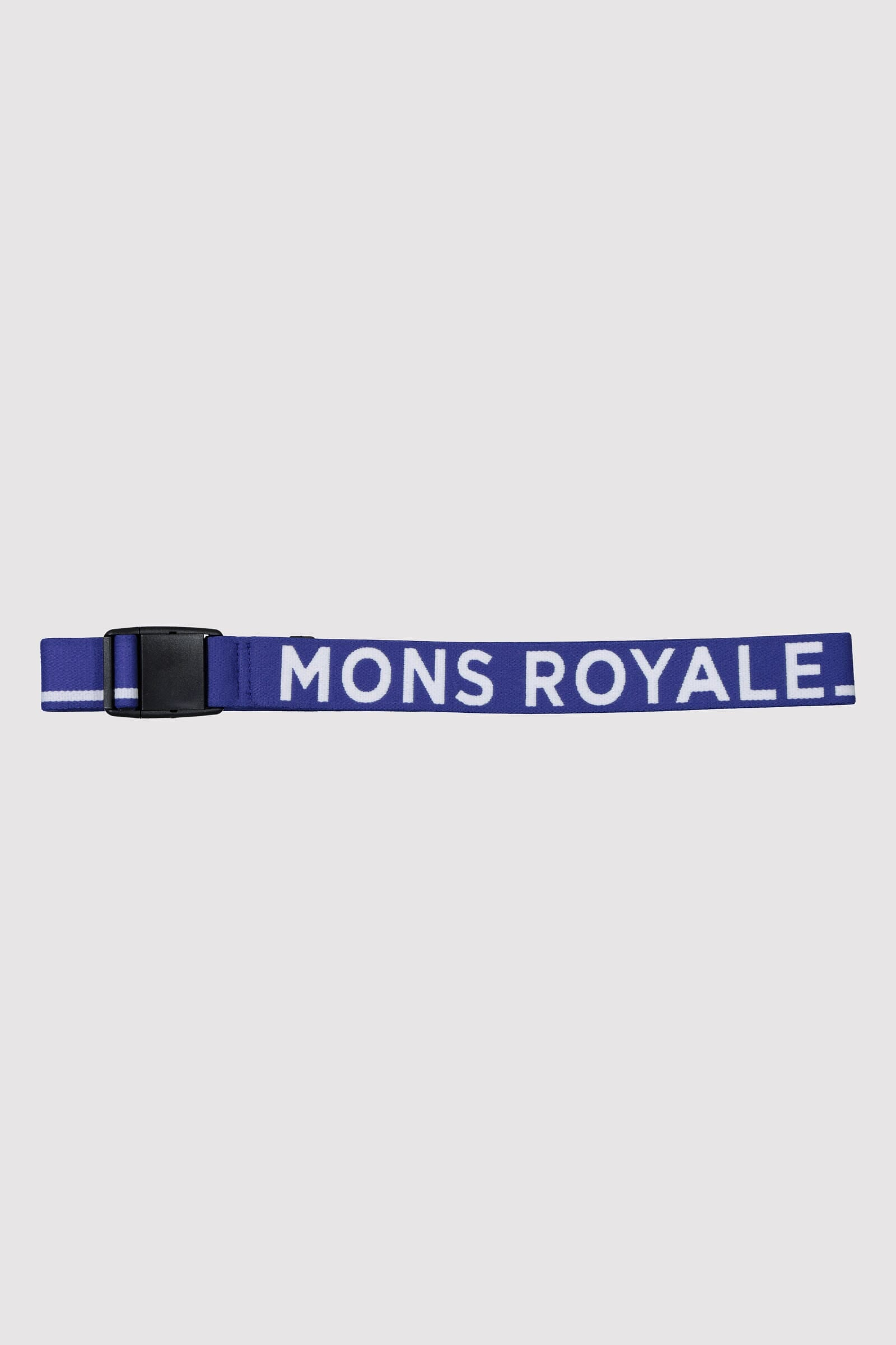 Mons Belt - Ultra Blue / White