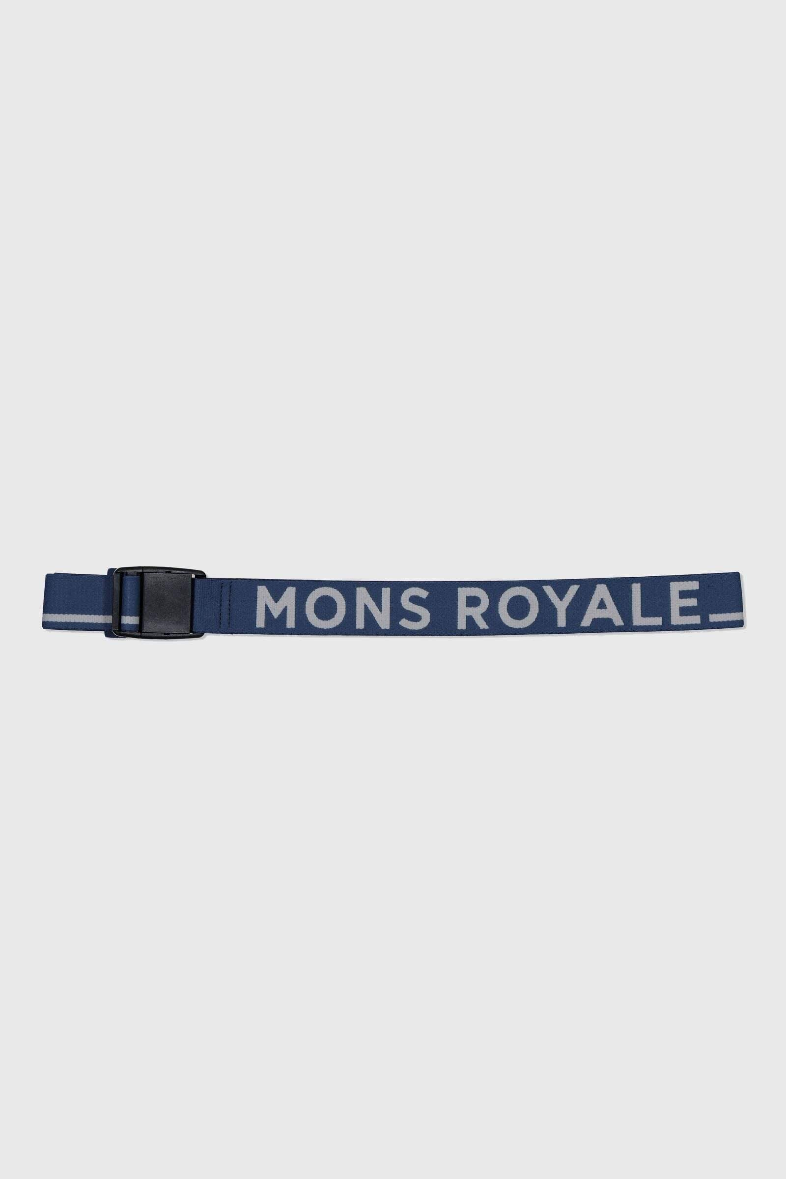 Mons Belt - Ink / Grey