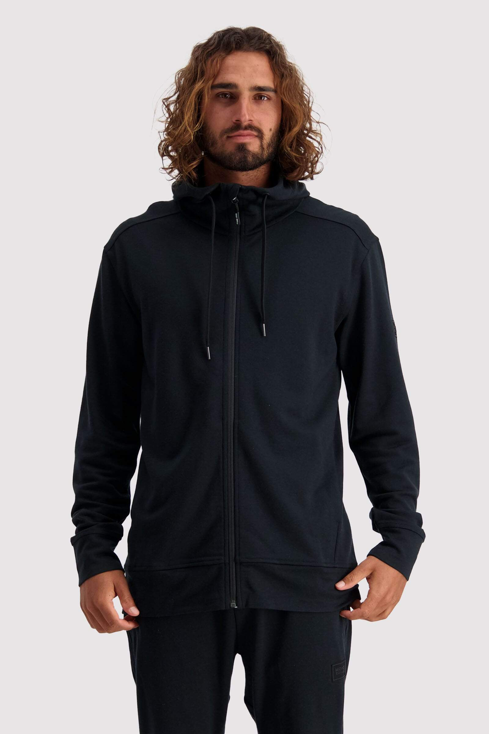 Flight Hood - Black
