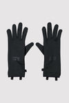 Amp Wool Fleece Glove - Black