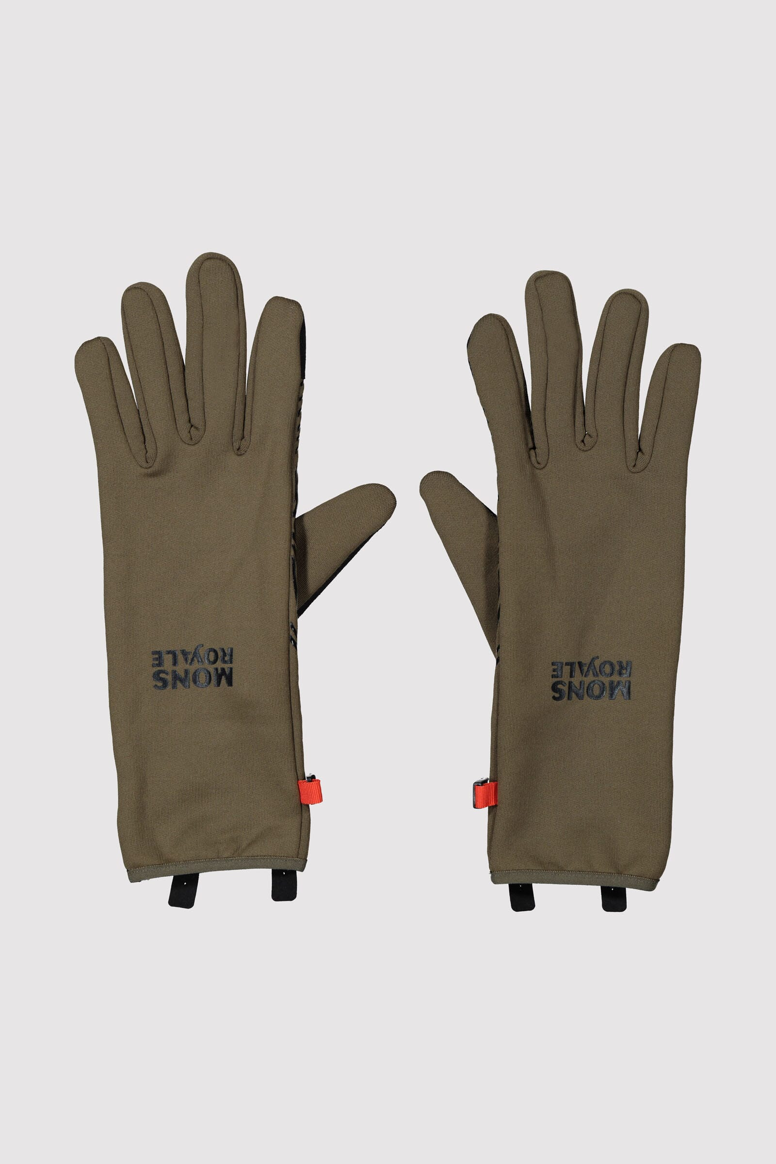 Amp Wool Fleece Glove - Canteen