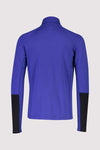 Olympus 3.0 Half Zip - Ultra Blue / Black