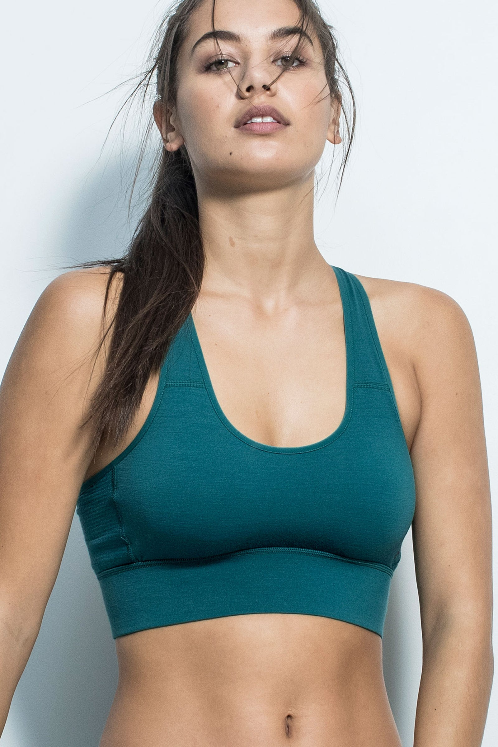 Stratos Shift Bra - Deep Teal