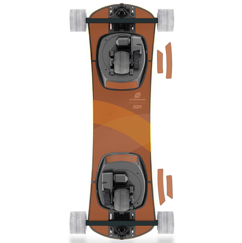 Protective skin for SummerBoard