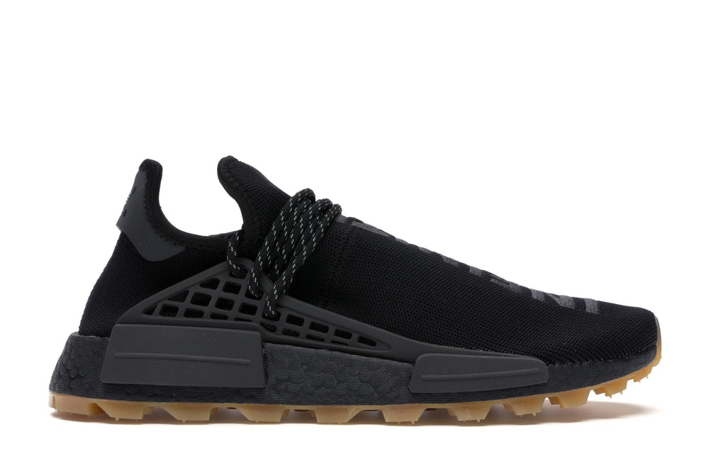 Adidas NMD Hu Trail Pharrell Now Is Her Time Black