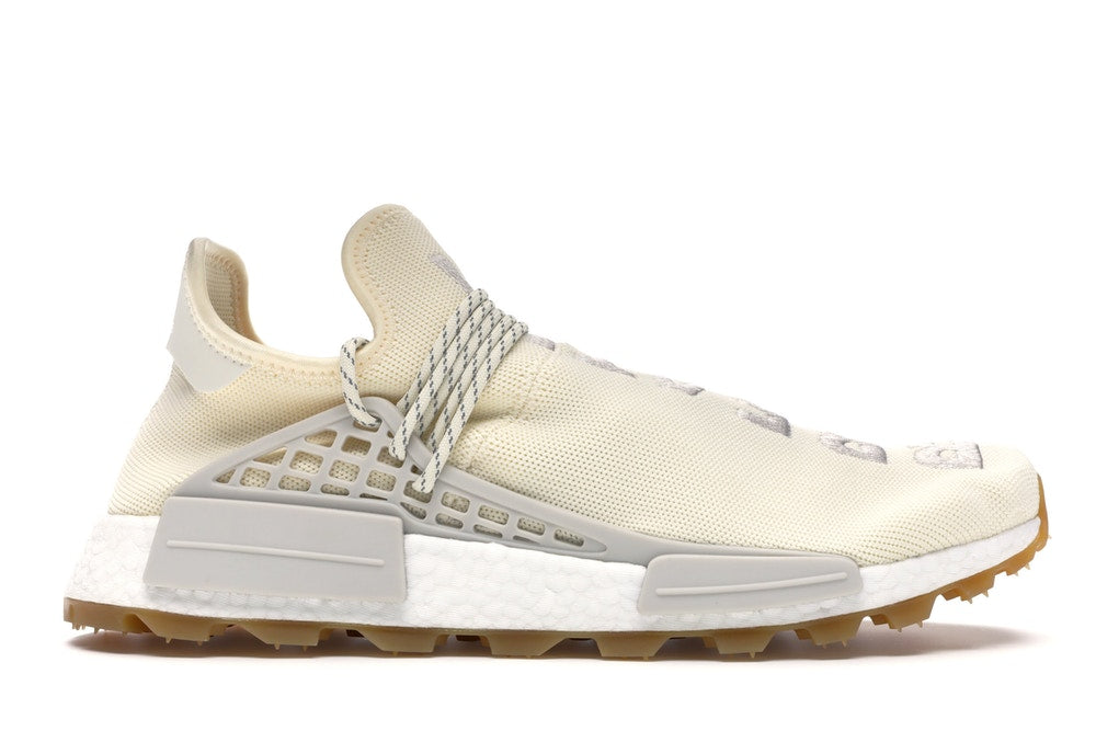 Adidas NMD Hu Trail Pharrell Now Is Her Time Cream White