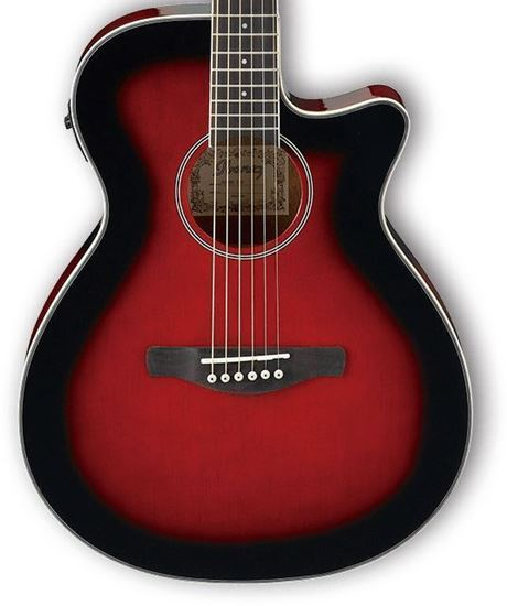 Ibanez AEG8E-TRS Acoustic/Electric Guitar