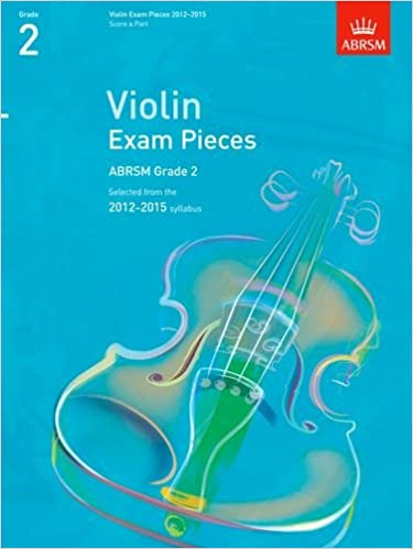 Violin Exam Pieces G 2