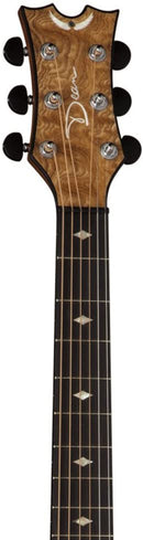 Dean EXQA GN Exhibition Quilt Ash Acoustic-Electric Guitar with Aphex - GN