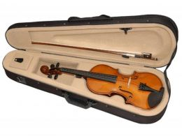 "PALATINO PSI-045VA- 16"" Viola Outfit Ebony Fittings, Includes Bow, Foam"