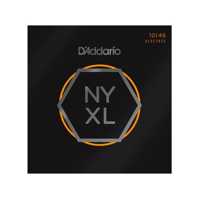 D'Addario NYXL1046 Electric Strings 10-46 Regular Light