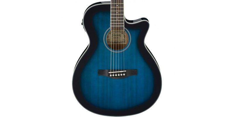 Ibanez AEG8E-TBS Acoustic/Electric Guitar