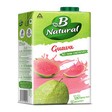 Load image into Gallery viewer, B Natural Guava 1 Ltr - saagbazaronline.myshopify.com