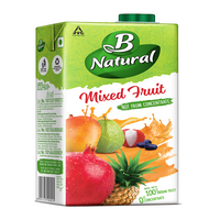 B Natural Mixed Fruit 1 Ltr - saagbazaronline.myshopify.com