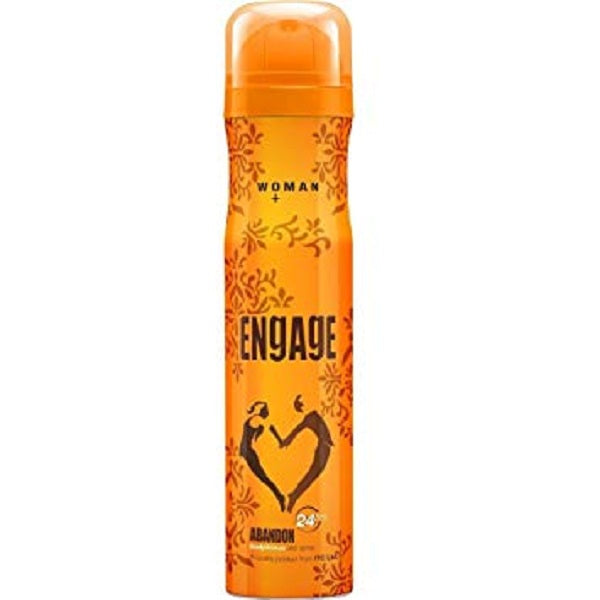 Engage ABANDON bodylicious deo spray - HomeTopUp