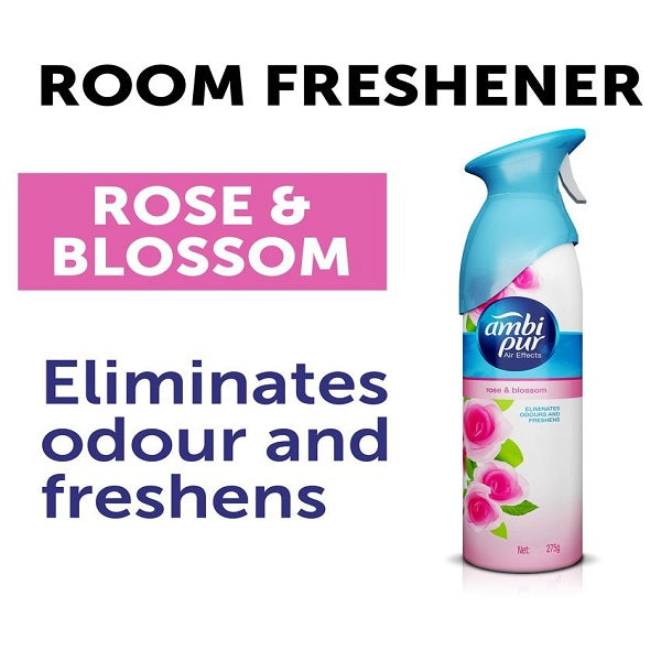 Ambi pur Air Effect Air Freshener - Rose & Blossom - saagbazaronline.myshopify.com