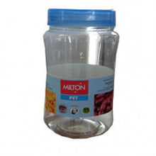 Load image into Gallery viewer, Milton Plastic Crisp 'N' Clear Round Jar