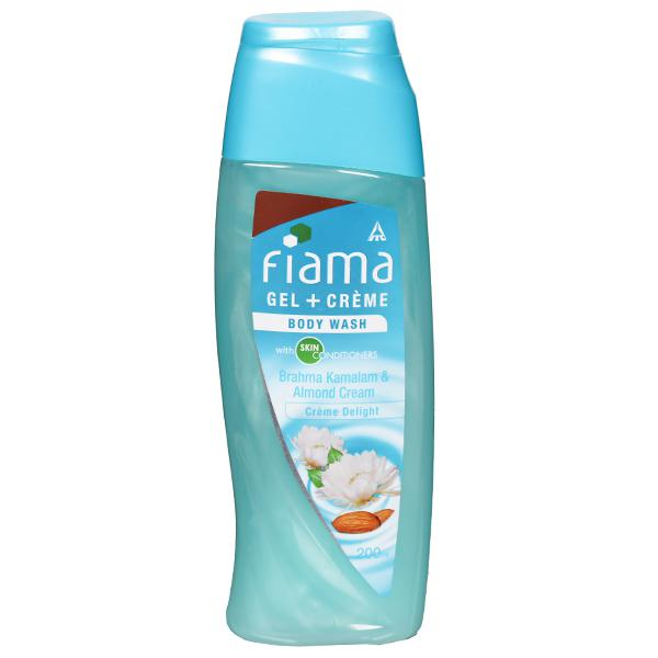 fiama Brahma Kamalam and Almond Cream - HomeTopUp