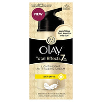 Olay Total Effects Lightweight Anti Ageing Moisturizer with SPF 15 - saagbazaronline.myshopify.com