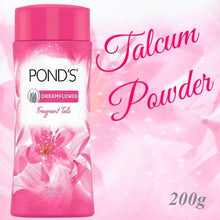 Load image into Gallery viewer, Ponds Dreamflower Fragrant Talcum Powder Pink Lily - saagbazaronline.myshopify.com