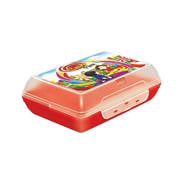 Milton Solo Plastic Snack Tiffin Box