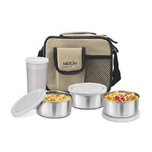 Load image into Gallery viewer, Milton Steel Combi Lunch Box with Tumbler